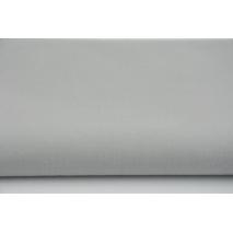 Bawełna 100% jasny szary, jednobarwna
