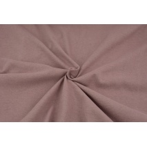 Knitwear 100% cotton plain autumn heather