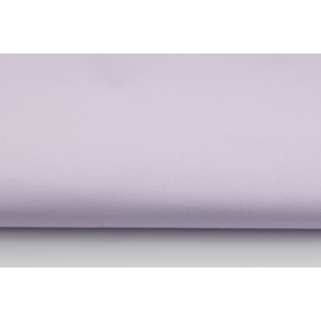 Drill 100% Cotton plain pastel violet