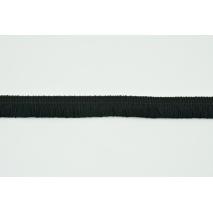 Bawełniane frędzle 15mm czarne