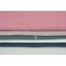 Fabric bundles No. 755 KO 20x130cm