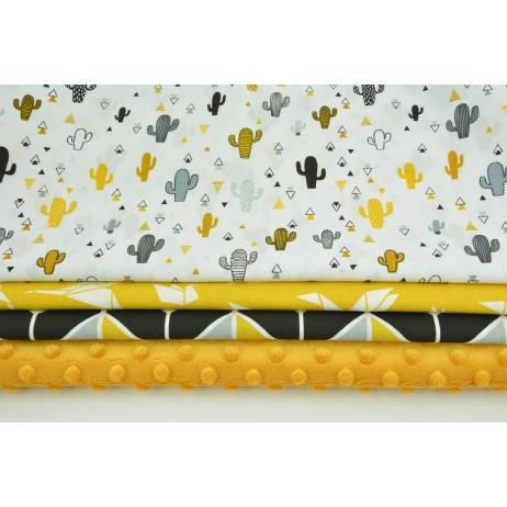 Fabric bundles No. 754 KO 50x140cm