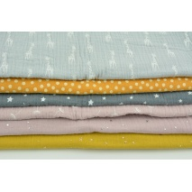 Fabric bundles No. 748 KO 30x130cm