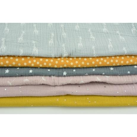Fabric bundles No. 748 KO 30x130cm