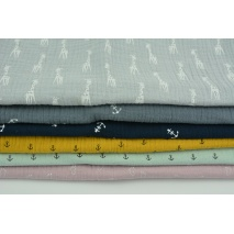 Fabric bundles No. 742 KO 30x130cm