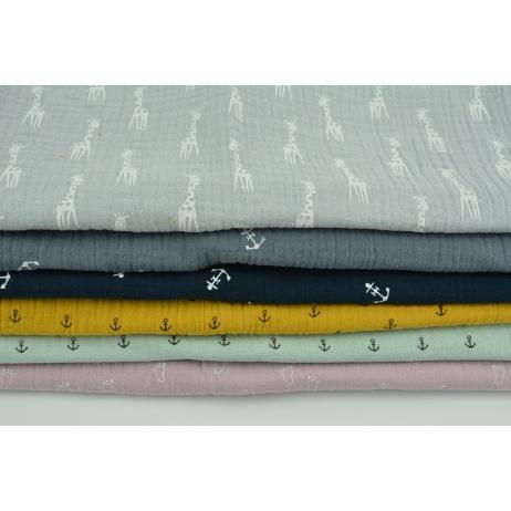 Fabric bundles No. 742 KO 30x130cm