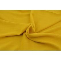 Viscose with elastane mustard