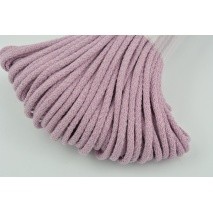 Cotton Cord 6mm heather (soft)