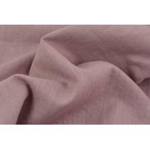 100% linen, heather (stonewashed)