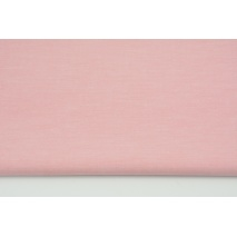 Cotton 100% double-sided plain candy pink