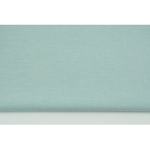 Cotton 100% double-sided plain sage