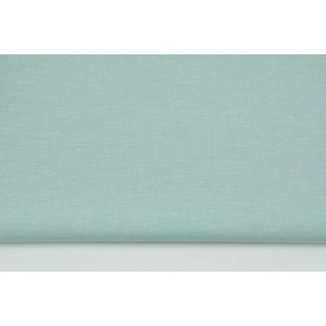 Cotton 100% double-sided plain sage