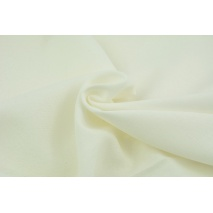 Linen with viscose, ecru
