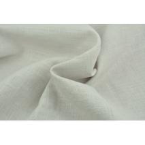 100% linen, pigeon gray (stonewashed)