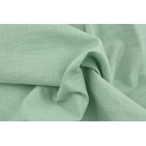 100% linen, powder mint (stonewashed)