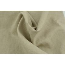 100% linen, sand beige (stonewashed)