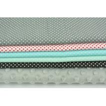 Fabric bundles No. 775 KO 30x150cm
