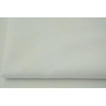 Cotton 100% white batiste with white flowers