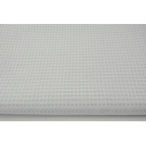 Cotton 100% waffle silver G