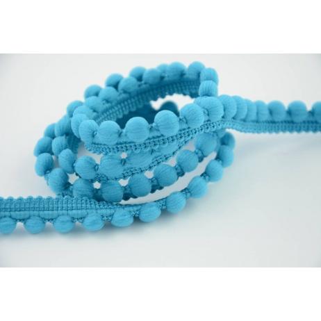 Ribbon balls turquoise