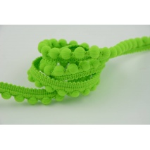 Ribbon balls lime