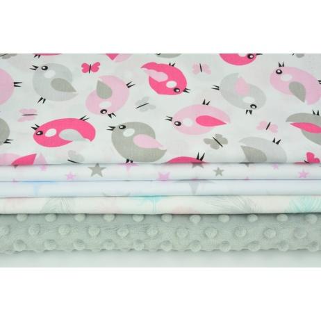 Fabric bundles No. 787 KO 60x160cm