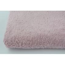 100% cotton fleece fabric pink
