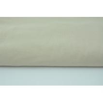 Viscose jersey fabric unicolour beige