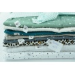 Fabric bundles double gauze No. 9 II quality