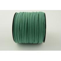 Cotton edging ribbon jade