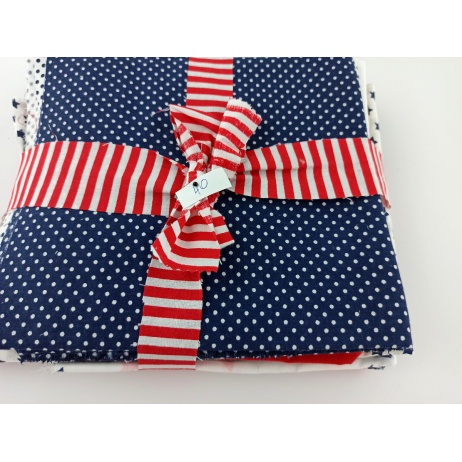 Fabric bundle No. 14 LN 40cm