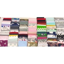 Fabric bundles No. 5 AB 30cm