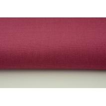 HOME DECOR plain burgundy 2 100% cotton