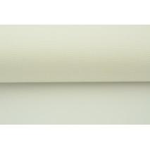 HOME DECOR plain cream 100% cotton
