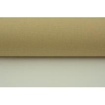 HOME DECOR plain beige 100% cotton