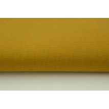 HOME DECOR plain dark mustard 100% cotton