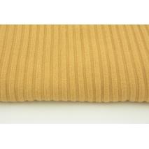 Knitted fabric ribb, orcha 80% VI, 18%NY, 2%SP