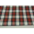 Tartan fabric  B