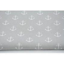 Cotton 100% anchors on a light gray background