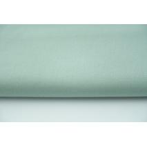 Cotton 100% plain pale sage