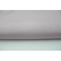 Cotton 100% plain misty lilac