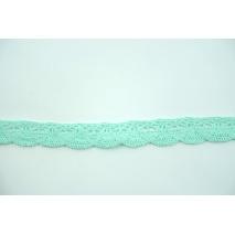Cotton lace 15mm, brown