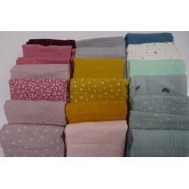 Fabric bundles No. 23 AB 40cm 20pcs.