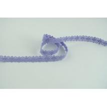 Cotton lace 12mm lavender