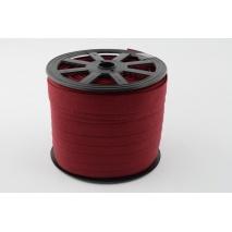Cotton bias binding burgundy