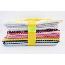 Fabric bundles No. 68 AB 40cm