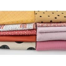 Fabric bundles No. 95 AB 30cm