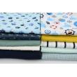 Fabric bundles No. 93 AB 30cm