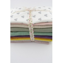 Fabric bundles No. 86 AB 20cm