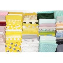 Fabric bundles No. 100AB 20cm x 72pcs